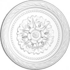 Розетка потолочная полиуретановая Decomaster DM 0291 290х37 мм