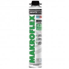 Пена монтажная Makroflex WhiteTeq белая Технология профессионаяльная всесезонная 750 мл