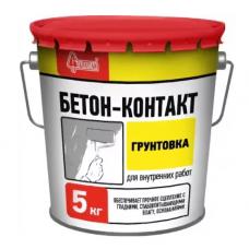 Грунтовка Старатели Бетон-контакт 5 кг