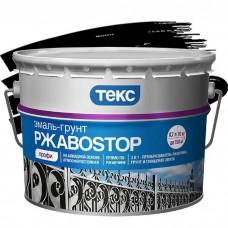 Текс РжавоStop черная 10 кг