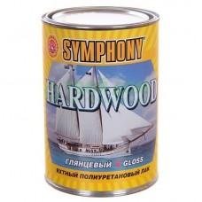 Лак яхтный Symphony Hardwood глянцевый 0,9 л