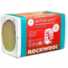 Rockwool Акустик Баттс 1000х600х100 мм 5 плит в упаковке