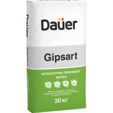 Штукатурка гипсовая Dauer Gipsart 30 кг белая