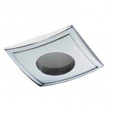Светильник встраиваемый Novotech Aqua 369307 NT09 288 хром IP65 GX5.3 50W 12V