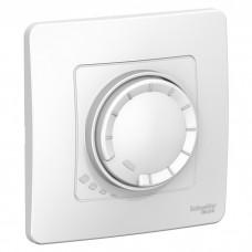 Светорегулятор Schneider Electric Blanca BLNSS040011 400 Вт поворотно-нажимной белый