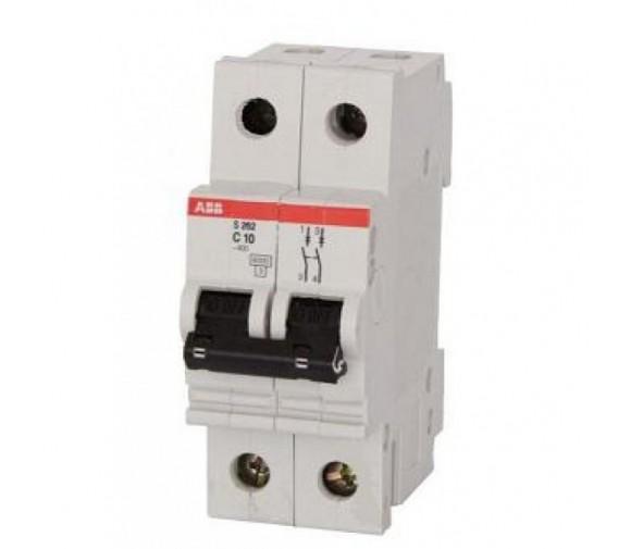Автоматический выключатель ABB S202 2CDS252001R0634 C63
