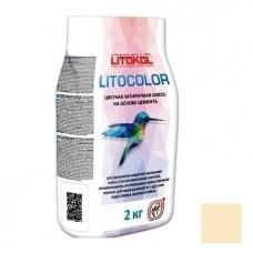 Litokol Litocolor L.21 светло-бежевая 2 кг