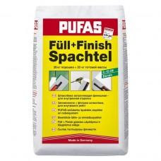 Pufas Full+Finish Spachtel 20 кг
