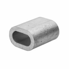 Зажим для троса Tech-Krep алюминиевый 4 мм