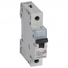 Автоматический выключатель Legrand TX3 403974 1P B 25A 6кА