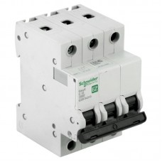 Автоматический выключатель Schneider Electric EASY 9 3П C 10А 4,5кА