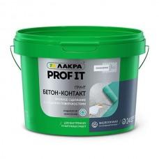 Грунт бетон-контакт Лакра Prof It 3 кг