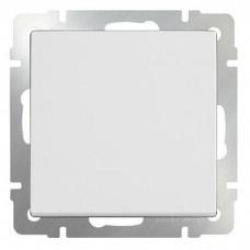 Механизм выключателя Werkel WL01-SW-1G одноклавишный белый