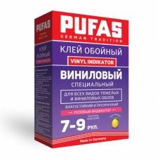 Клей обойный Pufas Spezial Vinyl Виниловый специальный с индикатором 225 г