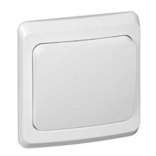 Выключатель Schneider Electric Этюд BC10-001B одноклавишный белый