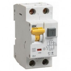 Автоматический выключатель дифференциального тока IEK АВДТ32 С50 100мА