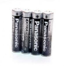 Батарейка солевая Panasonic Extra AAA R03 SR4 4 шт
