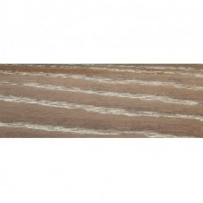 Плинтус шпонированный DL Profiles 014 Ясень Сахара 2400х75х16 мм