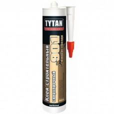 Клей строительный Tytan Professional №901 сверхпрочный бежевый 380 г