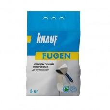 Шпатлевка гипсовая Knauf Фуген серая 5 кг