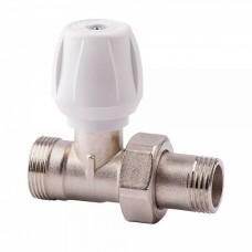Прямой ручной вентиль простой регулировки ICMA 828/82828AD06 резьба 24х1,5 мм 1/2 дюйма