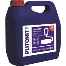 Plitonit Аквагрунт для влажных помещений 3 кг