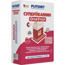 Plitonit Суперкамин Огнеупор серый 20 кг