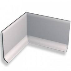 Угол внутренний для плинтуса ПВХ Progress Plast RIBFB 60 белый