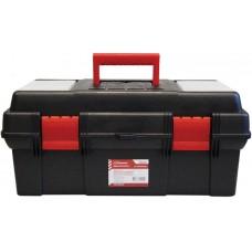 """Ящик для инстр. 19"""" 485*245*215мм, 2 орг.,подв/лот"""