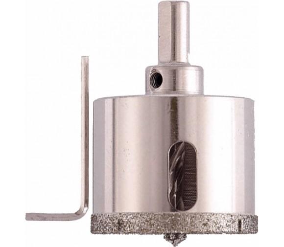 Коронка алмазная по стеклу и керамограниту 40 х 67 мм