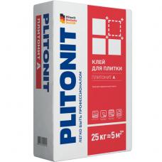 Клей для плитки Plitonit A 25 кг