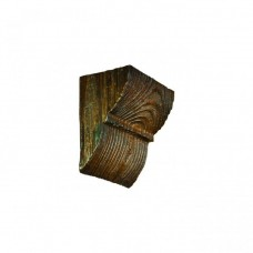Консоль из полиуретана Fabello Decor Рустик EQ 017 темная 100х90х60 мм