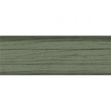 Плинтус ПВХ T.plast 069 Вишня Зеленая 2500х58х22 мм