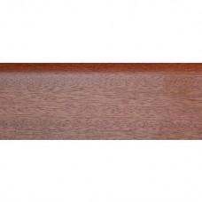 Плинтус шпонированный DL Profiles 017 Сапели 2400х60х16 мм