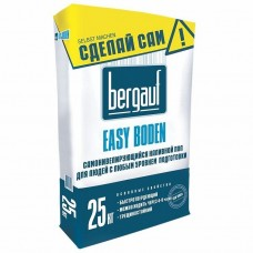 Пол наливной Bergauf Easy Boden самонивелирующийся 25 кг