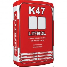 Клей для плитки Litokol Litoplus K47 25 кг