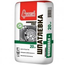 Шпатлевка финишная полимерно-цементная Старатели Плюс 20 кг