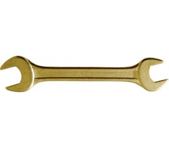 Ключ рожковый CS оцинкованный 10х11 мм