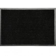 Коврик влаговпитывающий Double Stripe Doormat черный 600х900 мм