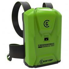 Аккумулятор ранцевый Greenworks 82V 12,5 Ah GC82B10BP