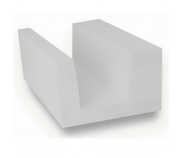 U-образный блок из ячеистого бетона Ytong D500 B 3,5 500х250х375 мм