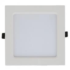 Панель светодиодная In-Home SLP-eco квадратная 6 Вт белая