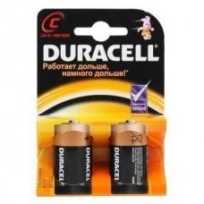 Батарейка алкалиновая Duracell Basic С LR14 Bl-2 2 шт