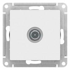 Schneider Electric AtlasDesign ATN000191 проходной белый