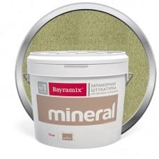 Штукатурка мраморная декоративная Bayramix Mineral 017 15 кг