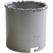 Коронка кольц. с карб-вольфрам нап. д-73мм (h55мм)
