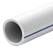 Труба FDplast PN 10 PPRC 25x2,3 мм белая