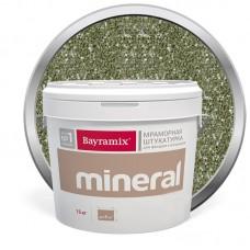 Штукатурка мраморная декоративная Bayramix Mineral 490 15 кг