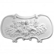 Декоративное панно из полиуретана Decomaster DG 09 410х770х70 мм