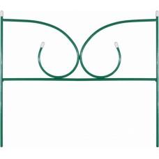 Заборчик садовый «Классик» 0,59х0,50м